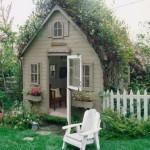 Садовые домики,дом для дачного участка, maison jardin, Gartenhaus, giardino di casa, garden house, строить садовый домик, Людмила Ананьина
