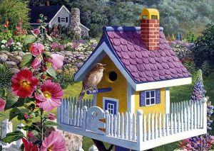 скворечники для сада и огорода