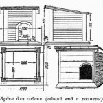 будка для собаки на улице,будка для дворовой собаки,креативные будки,как сделать теплую будку,собачья будка