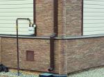 Монтаж водосточной системы на даче. Видео.