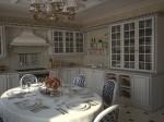 Шикарная кухня в загородный дом!