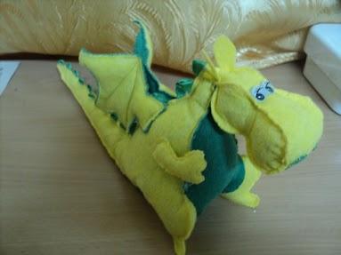 зеленый дракончик