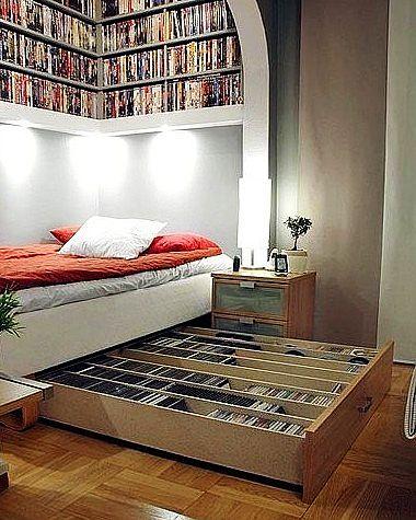 мебель-трансформер, мебель, кровать - библиотека, многофункциональная мебель