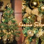 новогодние поделки, подарки на новый год +своими руками, сувениры, новы год,игрушки на елку