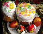 Куличи, красить яйца, рецепт кулича, традиции Пасхи