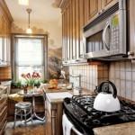 """Маленькая кухня, идеи для маленькой кухни, kitchen for a country house, Kitchen-dining room, smart kitchen, кухня своими руками, кухня-столовая, Кухня-хрущевка, Людмила Ананьина, маленькая кухня, шикарная кухня"""""""