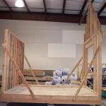 Строительство каркасного дома Домик для дачи, садовый домик своими руками