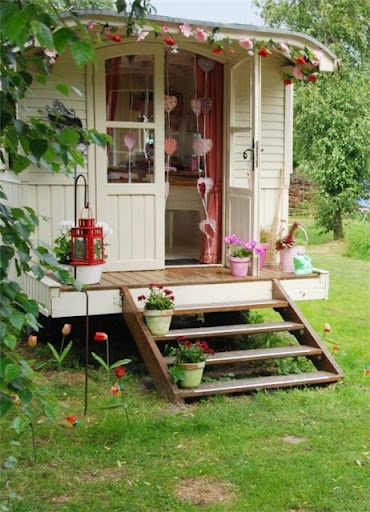 садовые домики, как построить садовый домик, купить садовый домик