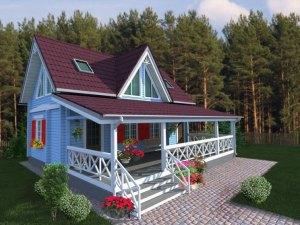 Садовые домики для дачи