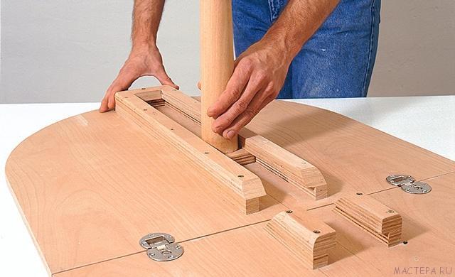 Как сделать деревянную столешницу на кухню своими руками