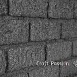 интерьер,дизайн, имитация кирпича,оформление камина,оформление прихожей