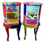 обивка мебели, пейчворк, как обить мебель для дачи