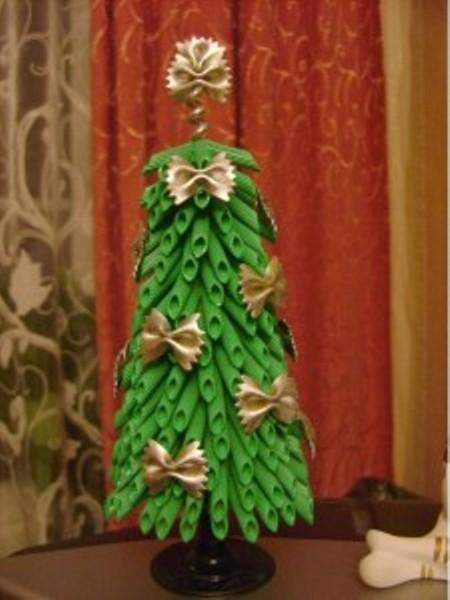 новогодние игрушки,поделки +из макарон,поделки +своими руками +из макарон,новогодние поделки+ своими руками,новогодние подарки 2013 + на новый год,+что подарить,подарки +своими руками,новогодние украшения,необычные подарки