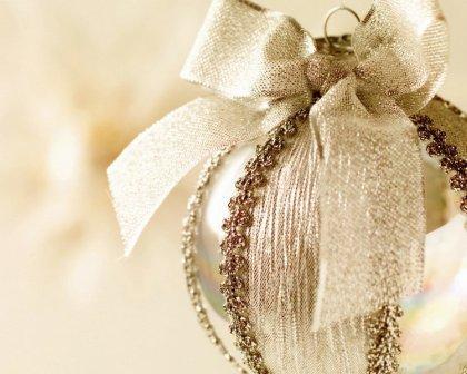 подарки своими руками, подарки на Новый год, новогодняя свеча, украшения для елки