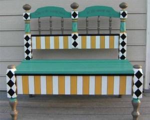 Мебель для дачи своими руками